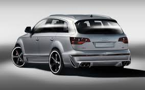 audi q7 tuning ppi ps q7 tuning package for the audi q7 suv buster