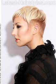 Sehr Kurze Damenfrisuren by Die Besten 25 Wirklich Kurze Haare Ideen Auf Langer