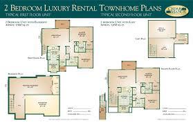 2 bedroom garage apartment floor plans luxury two bedroom house plans homes floor plans