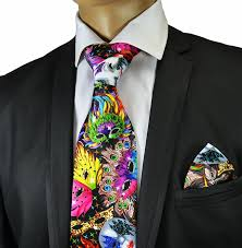 mardi gras tuxedo mardi gras necktie and pocket square