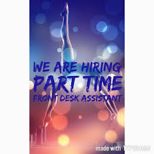 part time front desk jobs part time front desk assistant jobs part time customer service on