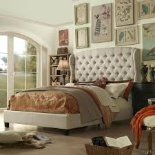 King Size Tufted Headboard King Size Tufted Bed Bikepool Co