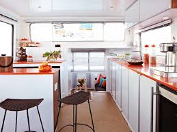 mid century modern kitchen design ideas galley kitchen