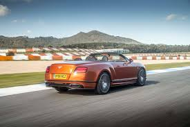 chrome bentley convertible 2017 bentley continental supersports first drive review saving