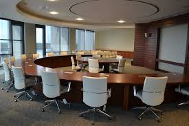 Custom Boardroom Tables Round Boardroom Table Bonners Furniture