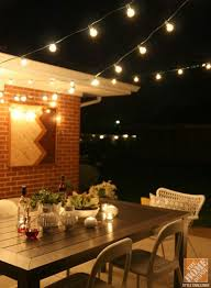 Best Outdoor Lighting Ideas For Decks Porches Patios And - Home depot deck lighting