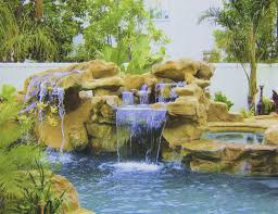 interesting artificial indoor waterfalls images decoration ideas