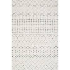White And Gray Area Rug High And Low Priced Options For Bedroom Decor We Love By Design