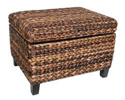 Seagrass Furniture Seagrass Storage Ottoman