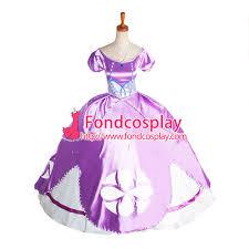 sofia the dress junior sofia the princess dress costume