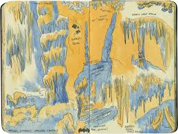cave paintings u2013 drawn the road again