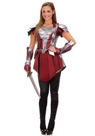 Halloween Costume Sale Uk Ladies Sif Costume Official Thor 2 Movie Fancy Dress Escapade Uk