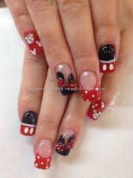 pointy nail designs with 3d bows