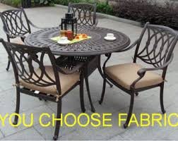 Custom Made Patio Furniture Covers by Chair Pads U0026 Covers Etsy