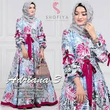 Baju Muslim Wanita 0895 1717 1888 model busana muslim wanita terbaru untuk sehari hari