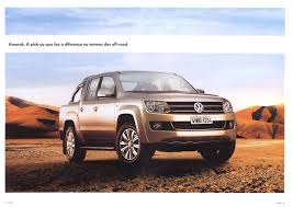 volkswagen amarok off road 2010 vw amarok brochure