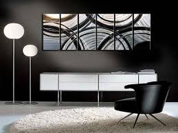 Wall Art Silver Abstract Home Decor Modern Metal Wall Sculpture - Wall paintings for home decoration