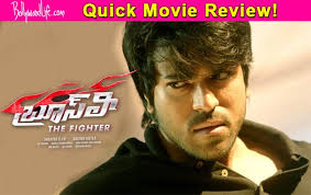bruce lee quick movie review ram charan u0027s action entertainer is