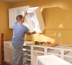 putting up kitchen cabinets how to hang kitchen cabinets neoteric ideas 2 installing hbe kitchen