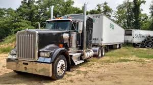 kw semi trucks for sale kenworth w900l 1996 sleeper semi trucks
