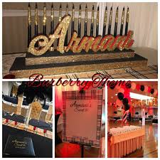 sweet 16 theme burberry theme sweet 16 the party place li the party specialists