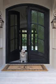 beautiful glass doors this beautiful black front door is better then a fiberglass door