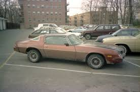 Dodge Challenger 1980 - now this is a car