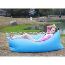 new outdoor inflatable recliner boy lazy sofa global sources