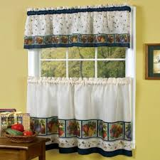 french country kitchen curtains ideas tags awesome country