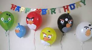 how to throw the coolest angry birds birthday