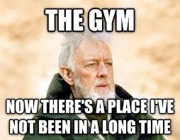 Obi Wan Kenobi Meme - livememe com obi wan kenobi now that s a name i ve not heard
