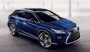 lexus rx model year changes 2018 lexus rx 450h changes price 2018 2019 suvs and