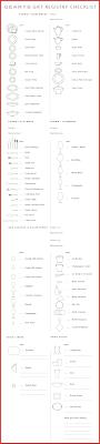 registry list for wedding emejing ultimate wedding registry checklist pictures styles
