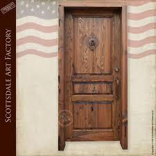Custom Size Exterior Doors Traditional Style Wood Entry Door 5003rpa Front Door