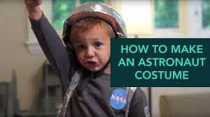 Toddler Astronaut Halloween Costume Astronaut Costume Easy Diy Halloween Care