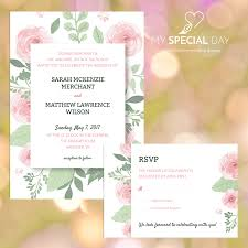wedding vendor websites my special day designs wedding websites and invitations in