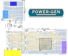 power gen trade show on site power pavilion
