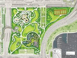 Chicago Loop Map by Update Maggie Daley Park Construction Loopchicago Com Chicago