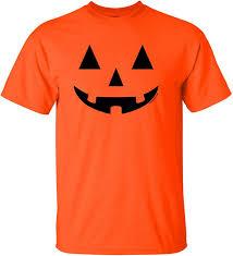Halloween Usa Ann Arbor Amazon Com Jack O U0027 Lantern Pumpkin Halloween Costume T Shirts In
