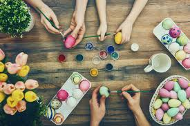 5 things to do with your family on easter