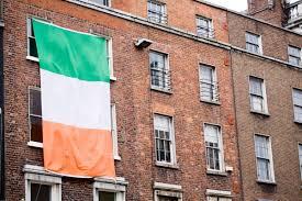 Flag Of Dublin Ireland Varieties Of English Oxfordwords Blog