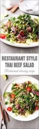 Vegetable Garden Restaurant by Thai Beef Salad Recipetin Eats