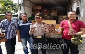 polsek gilimanuk gagalkan penyelundupan obat kuat ilegal