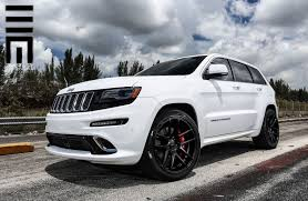 jeep cherokee white with black rims jeep cherokee srt 8 velgen wheels teamspeed com