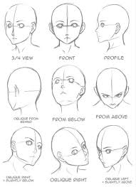 best 25 anime face drawing ideas on pinterest how to draw manga