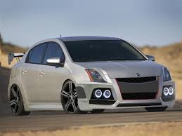 nissan sedan 2009 view of nissan sentra se r photos video features and tuning of