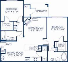Bathroom And Walk In Closet Floor Plans 1 2 U0026 3 Bedroom Apartments In Lansdowne Va Camden Lansdowne