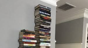 Invisible Bookshelf Diy Diy Archives Knowing Krescent