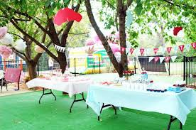 outdoor party decor stylish decoration outdoor party decoration