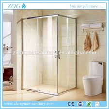 european glass shower doors sliding glass shower door telescopic sliding glass shower door